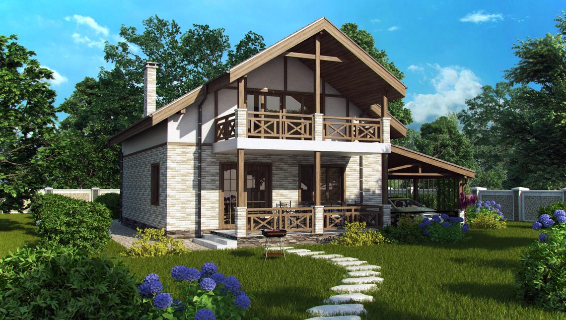 Где и как заказать дизайн проектПроект Дома 63