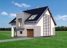 Оригинальная загородная вилла с площадью 180 m²