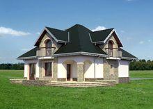 Незабываемая загородная вилла с роскошным дизайном и планировкой