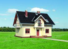 Просторный загородный дом с неповторимыми деталями