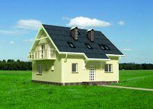 Просторный загородный дом с шестью спальнями