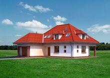 Стильный загородный дом с шестью спальнями и удобной кухней