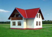 Компактная усадьба для семьи из трех-четырех человек