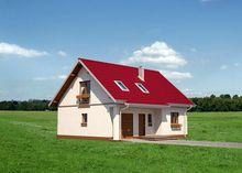 Уютный жилой дом с кухней-студией