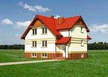 Просторный особняк площадью 322 кв. м для большой семьи