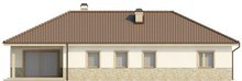 Проект дома в скандинавском стиле с гаражом для 2-х машин
