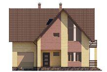Красивый двухэтажный дом с четырьмя личными помещениями