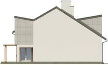 Дом на две семьи в стиле модерн