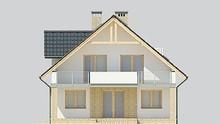 Стильный жилой дом для большой семьи