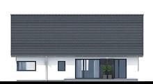 Привлекательный дом с гаражом и чердаком