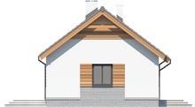 Симпатичный одноэтажный дом жилой площадью в 100 м2
