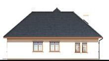 Одноэтажный коттедж площадью 175 м2