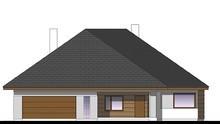 Красивый жилой дом с четырьмя спальнями и гаражом на два авто