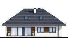 Презентабельный жилой одноэтажный дом
