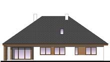 Одноэтажный просторный дом с кабинетом