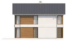 Классический 2х-этажный дом для узкого участка