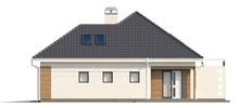 Уютный дом с гаражом и дополнительной ночной зоной