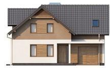 Проект 1,5-этажного дома
