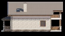 Уютный коттедж в классическом стиле