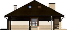 Просторный загородный коттедж с тремя спальнями