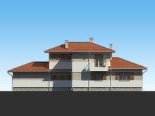 Проект удобного двухэтажного особняка с удобной планировкой