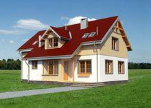 Восхитительное строение с четырьмя спальнями и гаражом