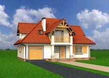 Прекрасный особняк в классическом стиле с площадью 190 m²