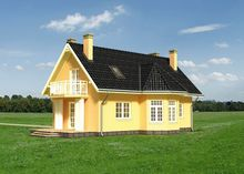 Шикарное здание с просторной зоной для отдыха