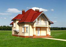 Большой живописный особняк с пятью спальнями