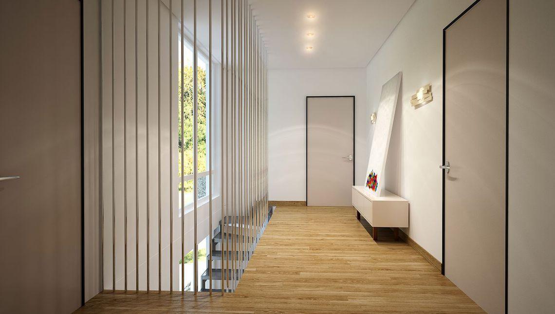 Симпатичный коттедж с четырьмя личными помещениями