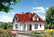 Красочный особняк с четырьмя спальнями