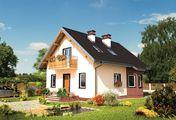 Уютный дом для молодой семьи