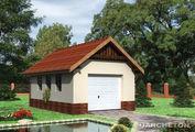 Архитектурный проект гаража 6 на 4