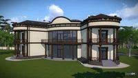Эксклюзивная резиденция для состоятельной семьи