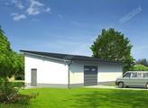 Проект гаража на 3 автомобиля