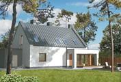 Проект красивого жилого дома на 5 спален