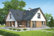 Проект стильного жилья на 6 спален