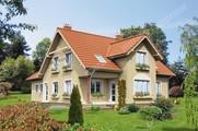 Проект двухэтажного дома площадью 210 м2