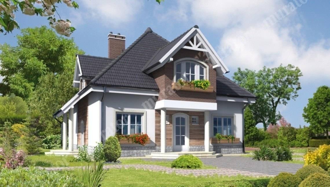 Видный двухэтажный жилой дом на 5 спален