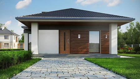 План комфортабельного и уютного дома площадью 116 кв. м