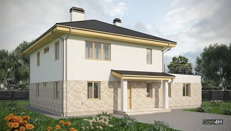 Очаровательный дом с 5 спальнями и просторной террасой