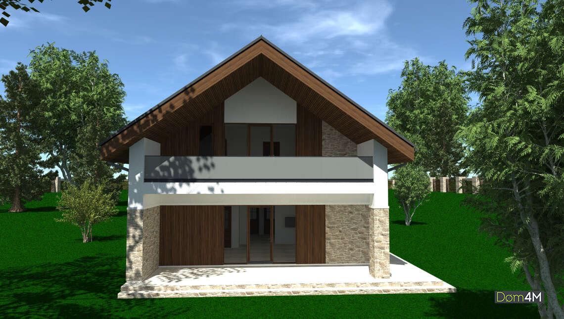 Просторный дом для большой семьи