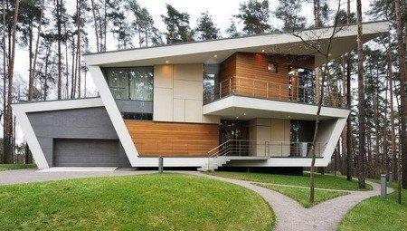Авангард - архитектурный стиль