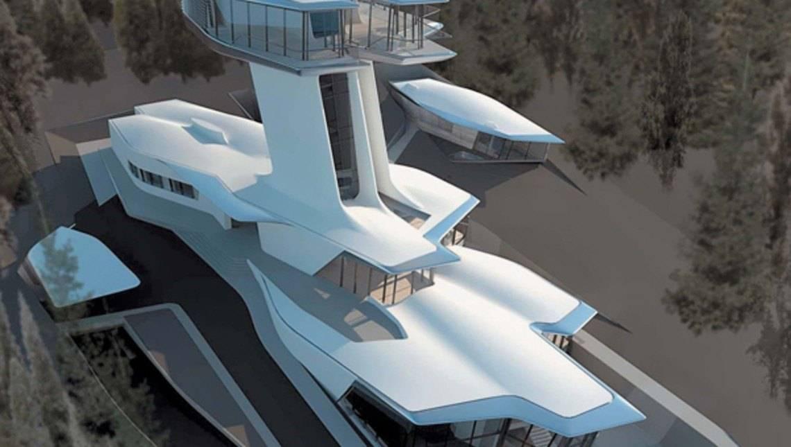 Конструктивизм- архитектурный стиль