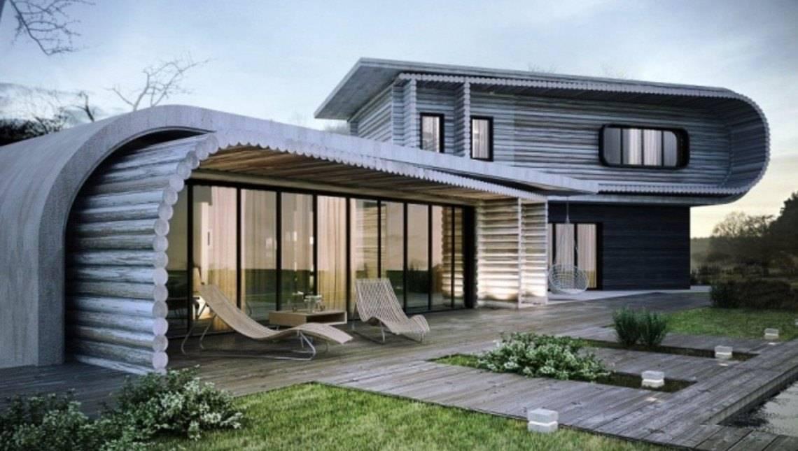Модерн - архитектурный стиль
