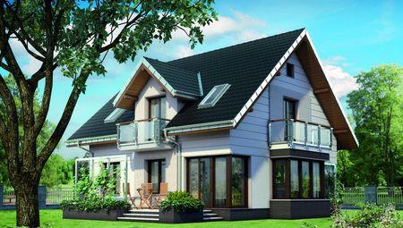 Великолепный классический дом площадью до 150 m²