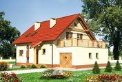 Превосходный коттедж для небольшой семьи с пятью комнатами
