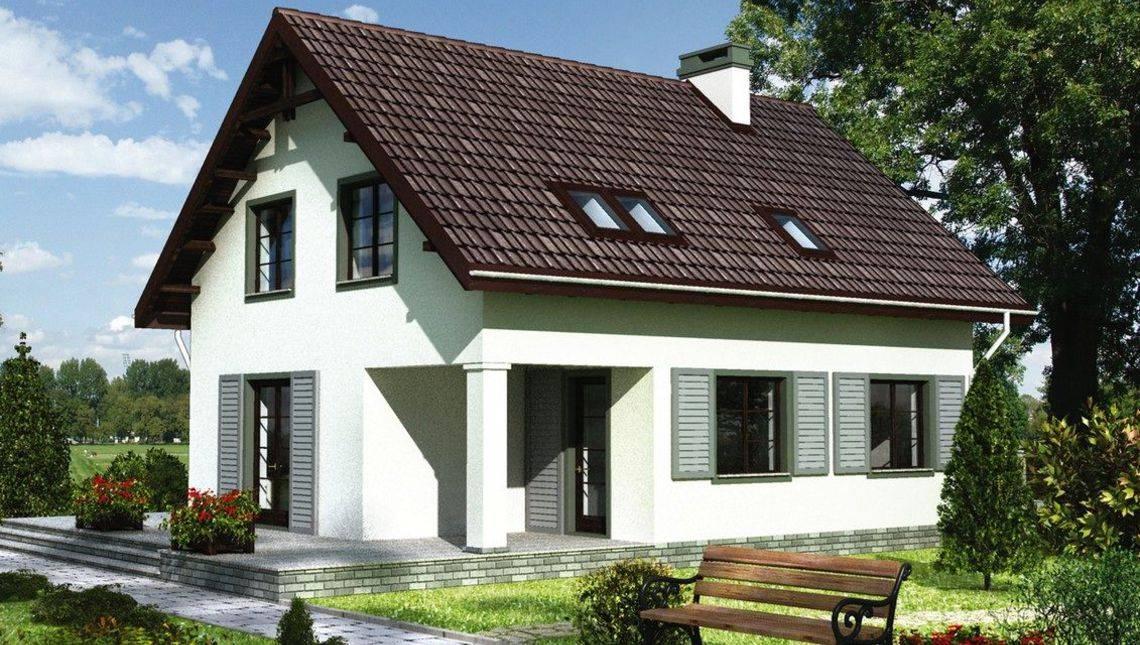 Загородный дом с лаконичным и удобным дизайном
