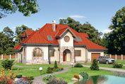 Привлекательное строение, напоминающее замок