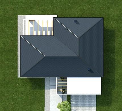 Презентабельный особняк с просторным гаражом